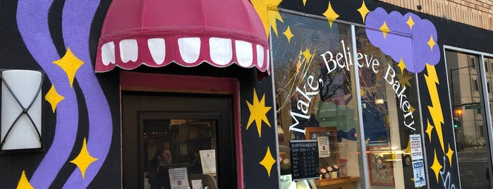 Make Believe Bakery is one of Denver.