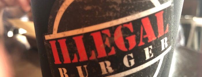 Illegal Burger is one of Denver.