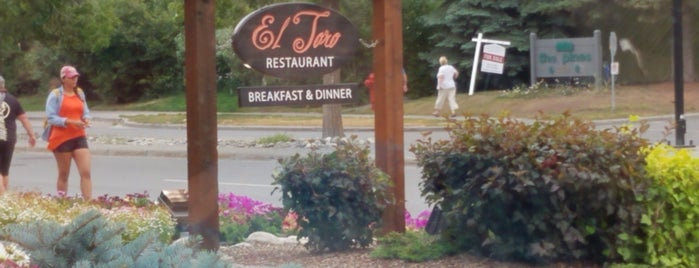 El Toro is one of Tempat yang Disukai S.