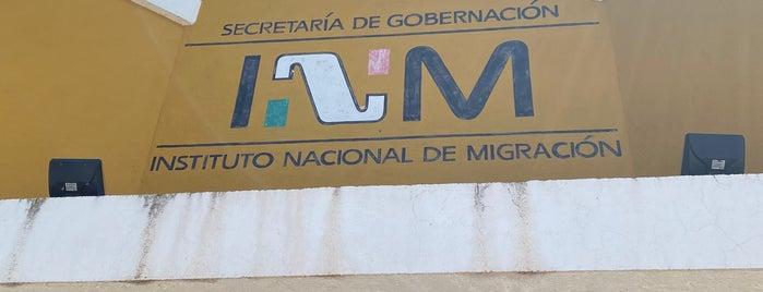 Instituto Nacional de Migración I.N.M. is one of San Miguel.