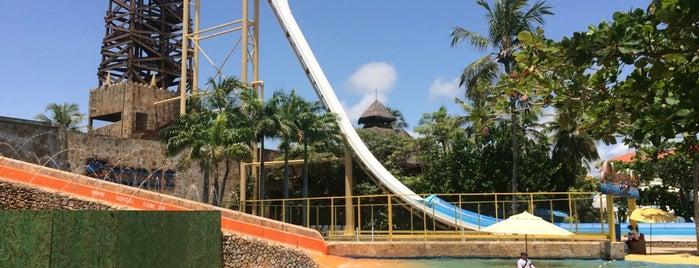 Suites Beach Park Resort is one of Hotéis tops que já fiquei.