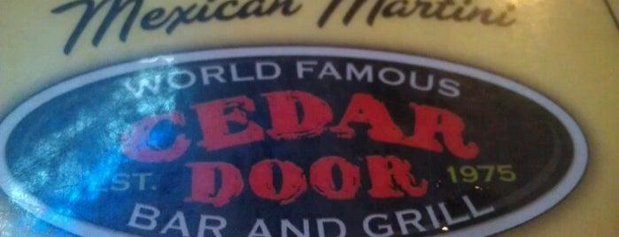 Cedar Door is one of Austin Places to Try.