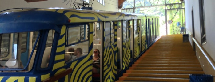 Funicular del Tibidabo is one of Barcelona Essentials.