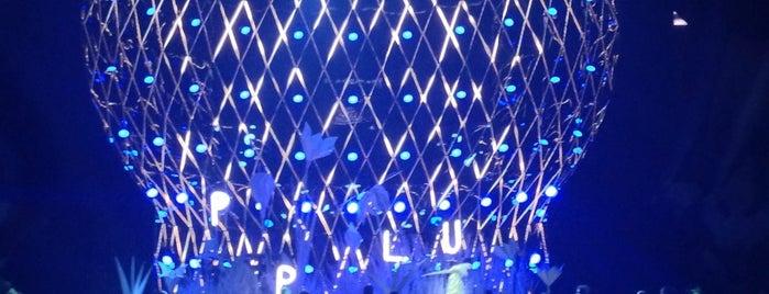 MTV Video Music Awards 2013 is one of Lugares guardados de Amanda.