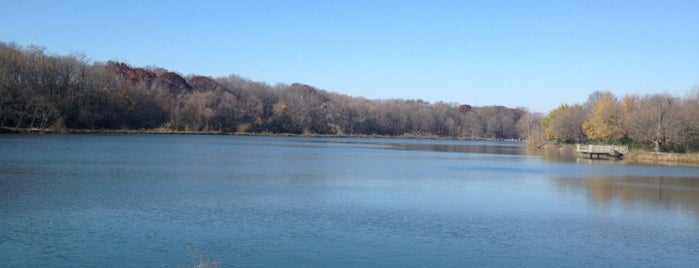 Silver Springs State Park is one of Illinois State Parks.