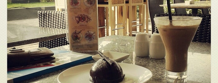 Gourmet Cafe is one of Bali's Best.