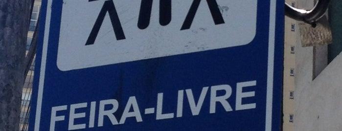 Feira Livre is one of Locais curtidos por Nayara.