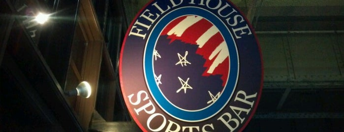 Field House is one of Must-visit Bars in Philadelphia.