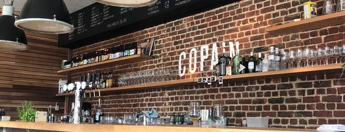 Copain is one of Orte, die Jeroen gefallen.