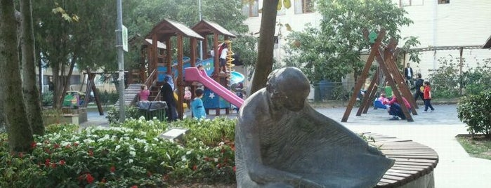 Milli Hakimiyet Parkı is one of Sakinlik.