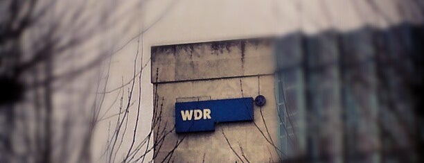 WDR is one of Düsseldorf🇩🇪.