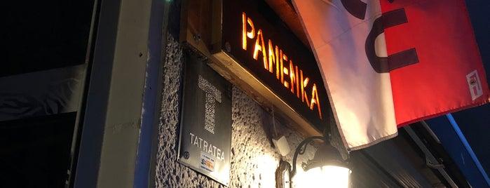 Panenka is one of Fußball & Bier.