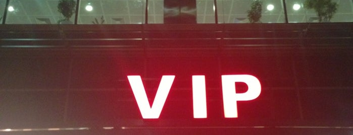 VIP Lounge is one of Lugares favoritos de Esra.