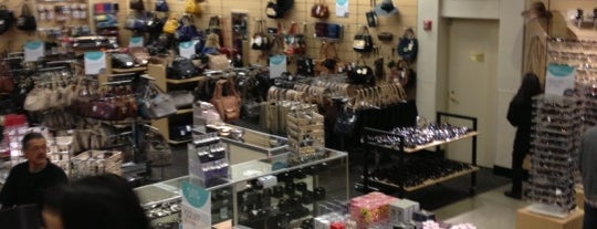 Nordstrom Rack is one of New York: been there, done that.