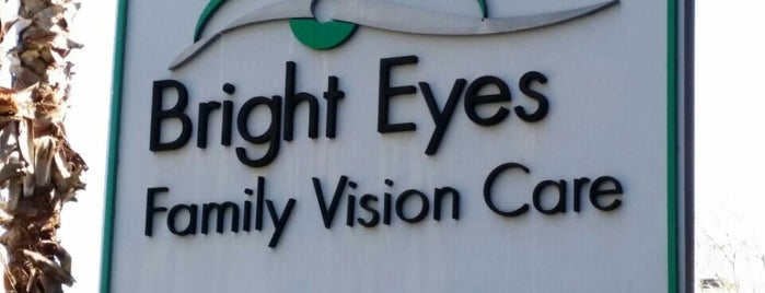 Bright Eyes Family Vision Care is one of Lieux sauvegardés par kerry.