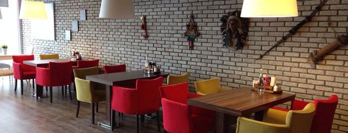 Cafe SHO is one of Ankara.