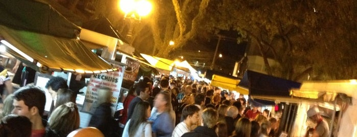 Feira Noturna do Champagnat is one of Katy trip.