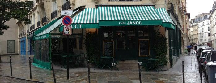 Chez Janou is one of Paris - Bonnes adresses.