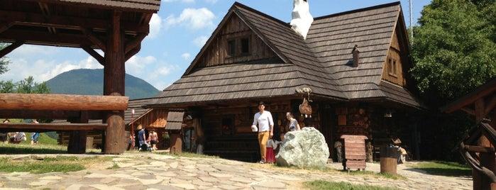 Salaš Krajinka is one of Slovakia Tatry Vacation.