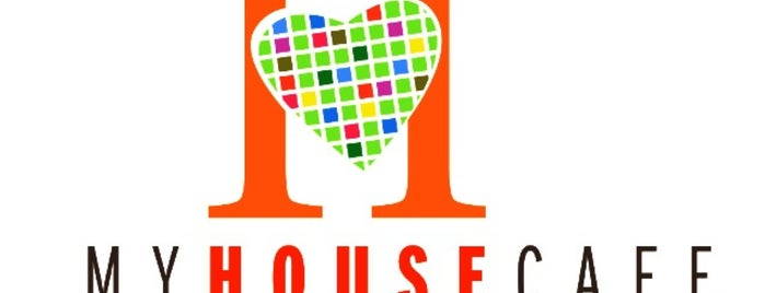 My House Cafe & Restaurant is one of สถานที่ที่บันทึกไว้ของ Geurkem.