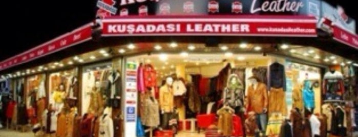 Kusadasi Leather is one of Best places in Aydin.