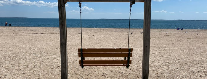 Orient Beach State Park is one of long island.