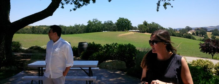 Denner Vineyards is one of Paso Robles to-do's.