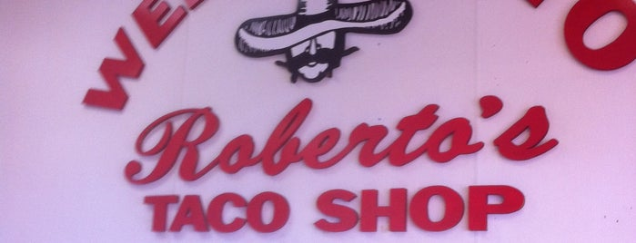 Roberto's Taco Shop is one of San Diego.