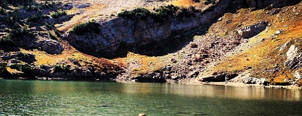 Cecret Lake is one of So You Are In Salt Lake City.