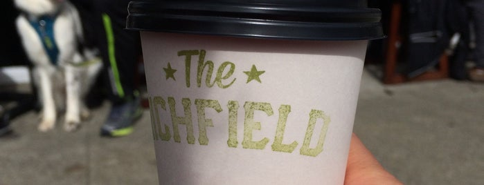 The Richfield is one of SF Breakfast & Brunch.