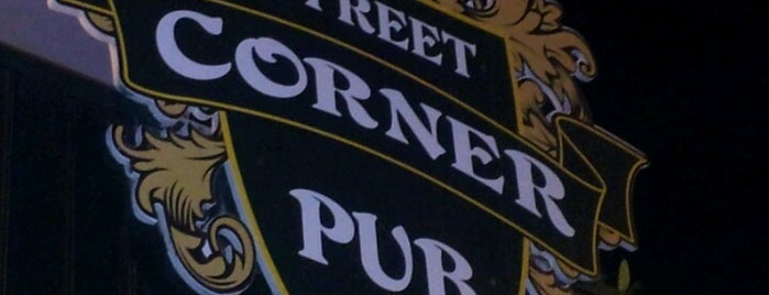 Street Corner Pub is one of Best Places.