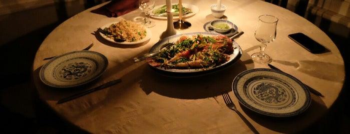 ocean restaurant is one of Lieux qui ont plu à Mehmet Seyda.