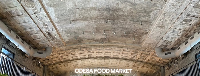 Odesa Food Market is one of Odessa.