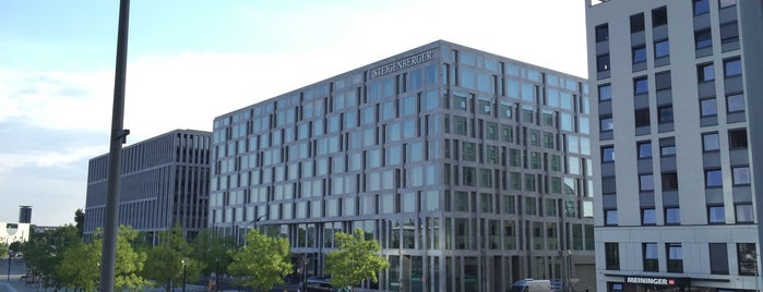 Steigenberger Hotel Am Kanzleramt is one of Berlin 2019.
