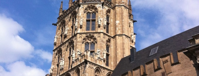 Historisch Stadhuis is one of Sightseeing in Cologne.