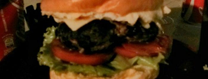 Top: Burgers
