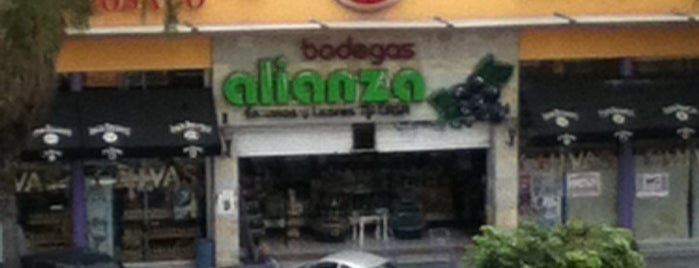 Bodegas Alianza Cafetales is one of Lau : понравившиеся места.