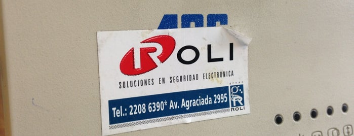 Roli S.A is one of Lieux qui ont plu à Gime.