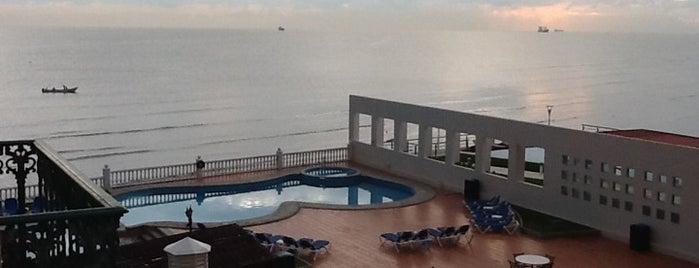 Hotel Villa Florida Veracruz is one of Lugares favoritos de jorge.