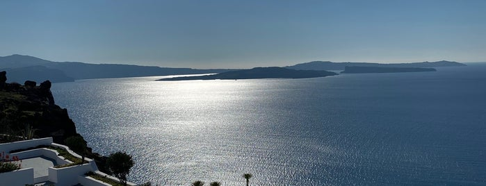 Ikies Hotel is one of Mykanos-Santorini-Kos-Bodrum.