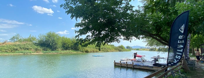 hatzis water ski center is one of Arahova.