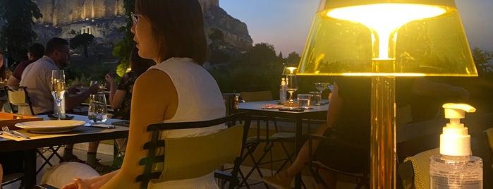 Sense is one of Athens Best: (Modern) Greek restaurants.