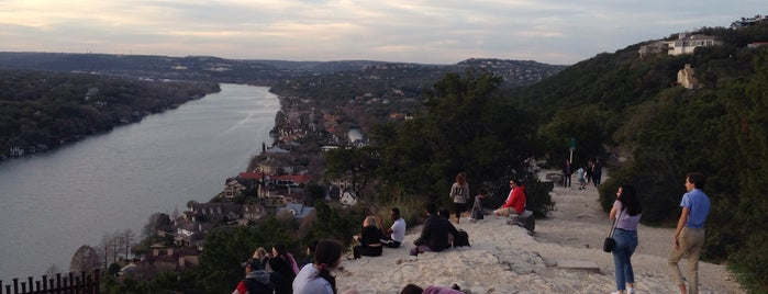 Mount Bonnell is one of Austin, TX.