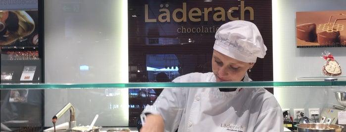 Läderach Chocolatier Suisse is one of Muratti : понравившиеся места.