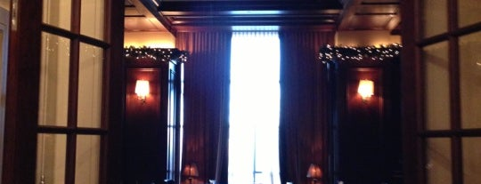 St. Regis Bar is one of Hotels - NY & Atlanta.