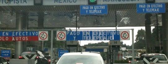 Caseta México - Toluca is one of Lugares guardados de Hugo.