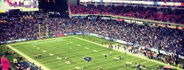 Nissan Stadium is one of NFL Stadiums.
