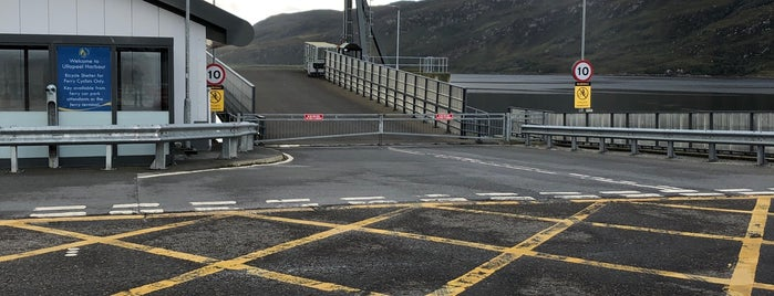 Ullapool Ferry Terminal is one of Scotland 2017.