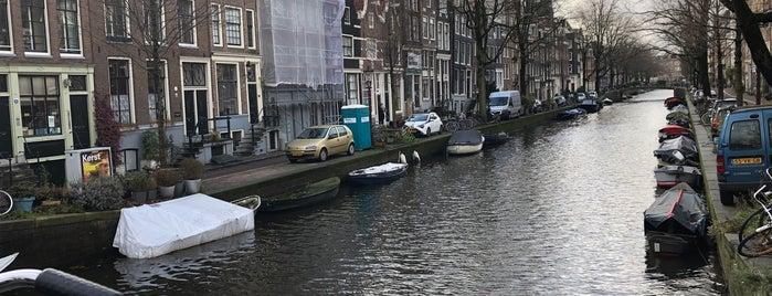 Hilletjesbrug (Brug 125) is one of Amsterdam.