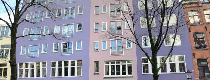Groenburgwal is one of Amsterdam.